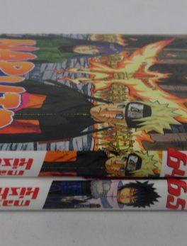 Manga - Naruto - Tome 64 et 65 - VF