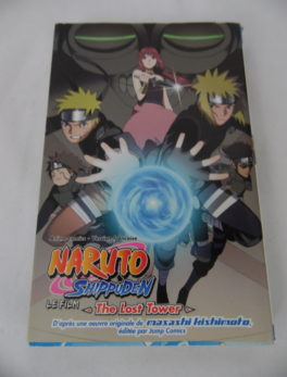 Manga - Naruto Shippuden- Le film - The lost tower