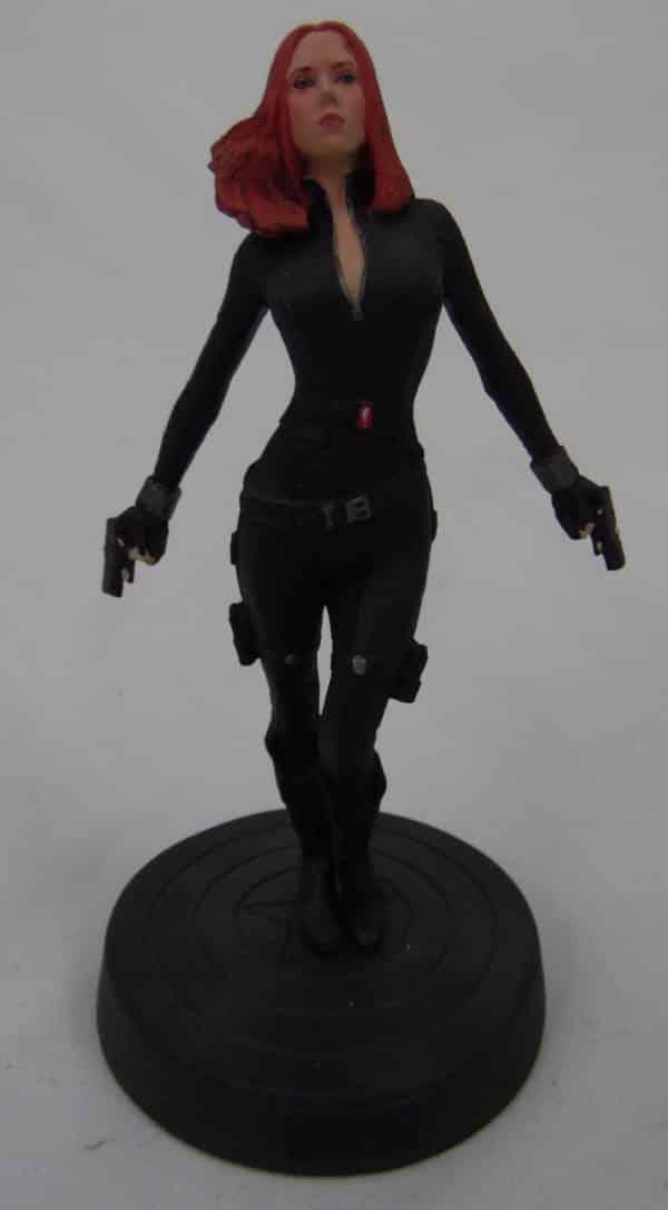Figurine Avengers - Black Widow - N° 0041609 - Eaglemoss
