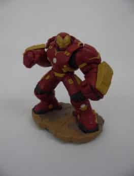 Figurine Disney infinity 3.0 - Marvel - Hulk buster