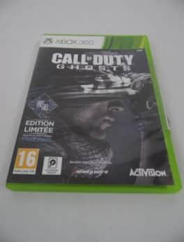 Jeu vidéo XBOX 360 - Call of Duty - Ghosts