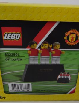 LEGO N° 6322501 - Trinity Statue Manchester United