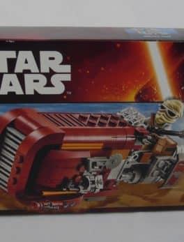 LEGO Star Wars - N° 75099 - Rey's Speeder
