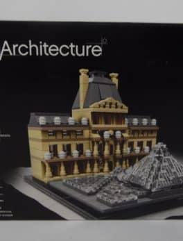 LEGO Architecture - N° 21024 - Le Louvre