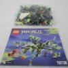 LEGO Ninjago - N° 70736 - Attaque du dragon Moro