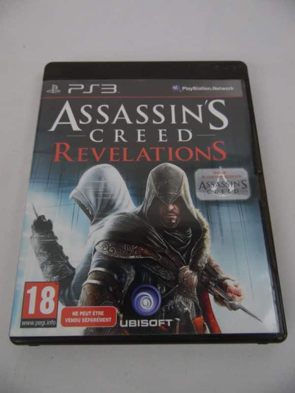Jeu vidéo PS3 - Assassin's Creed - revelations