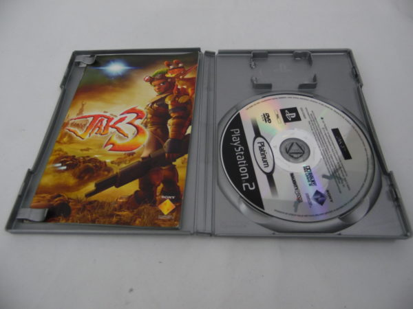 Jeu vidéo Playstation 2 - Platinum - Jack 3
