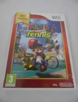 Jeu vidéo WII - Mario Power tennis - Nintendo selects