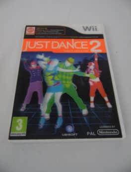 Jeu vidéo WII - Just Dance 2