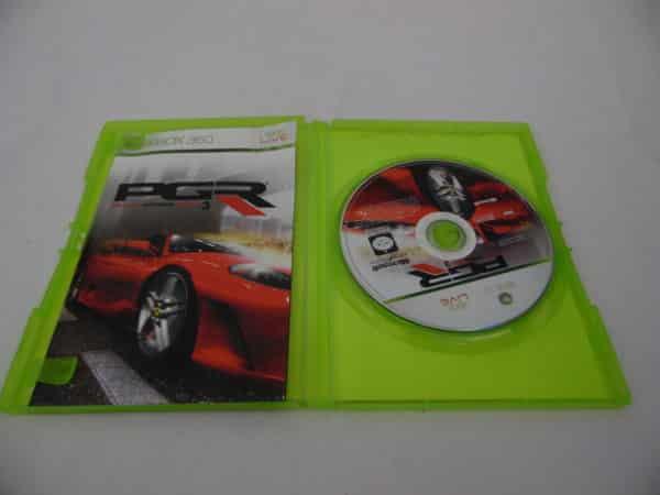 Jeu vidéo XBOX 360 - PGR - Project Gotham Racing 3