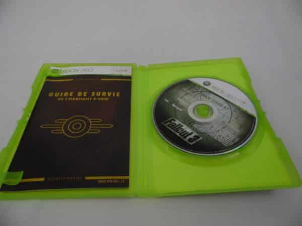 Jeu vidéo XBOX 360 - Fallout 3