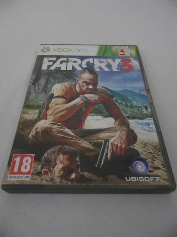Jeu vidéo XBOX 360 - Farcry 3