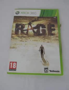 Jeu vidéo XBOX 360 - Rage