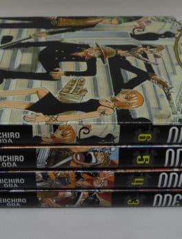 Manga - One Peace - Tome 3 à 6 - VF