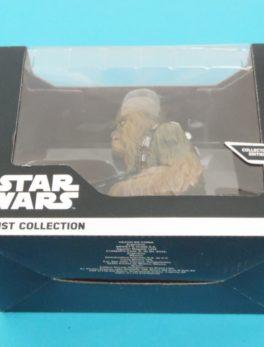 Buste Star Wars - Chewbacca- Altaya N°5
