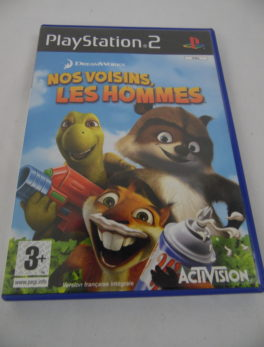 Jeu vidéo Playstation 2 - Nos voisins les hommes
