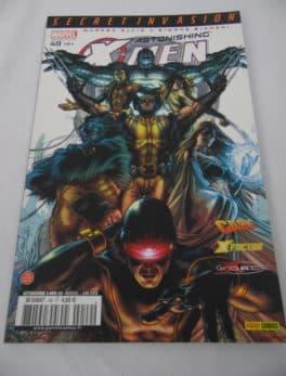 Comics Astonishing X-Men - N°49 - Secret Invasion