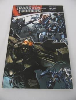Comics Transformer 1 - Le règne de Starscream