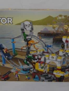LEGO Creator 3 en 1 - N° 31084 - Pirate Roller Coaster