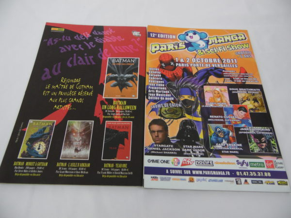 Comics Batman Universe tome 7 et 8- DC - Panini Comics