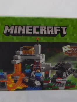 LEGO Minecraft - N° 21113 - La cave