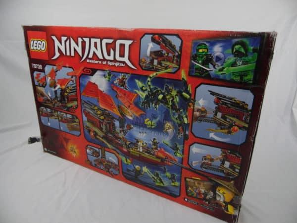 LEGO Ninjago - N° 70738 - L'ultime QG des Ninjas