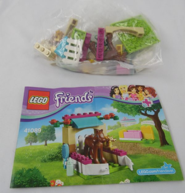 LEGO Friend's - N° 41089 - Petit Poulain
