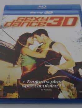 DVD Blu-Ray - Sexy Dance 3D
