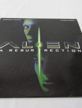 Laser disc - Alien 4 - La résurrection