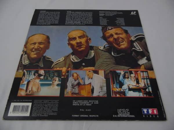 Laser disc - La grande vadrouille