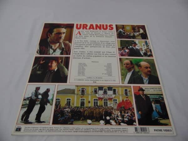 Laser disc - Uranus