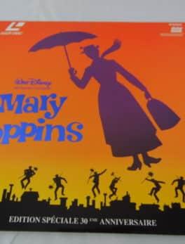 Laser disc - Mary Poppins - Disney