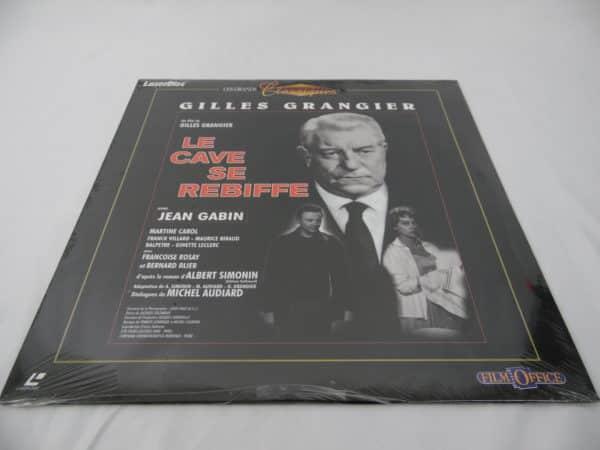 Laser disc - Le cave se rebiffe
