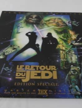 Laser disc - Star Wars - le retour du Jedi - édition spéciale