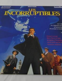 Laser disc - Les incorruptibles