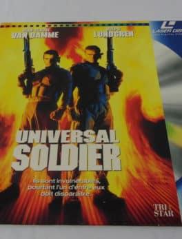 Laser disc - Universal soldier