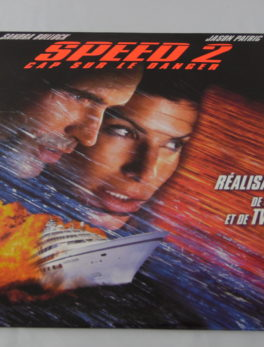 Laser disc - Speed 2