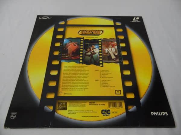 Laser disc - La fievre du samedi soir - John Travolta