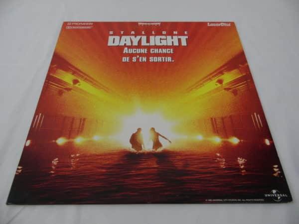 Laser disc - Daylight