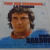 Disque vinyle - 45 T - Michel Sardou - Le France / Fais des chansons