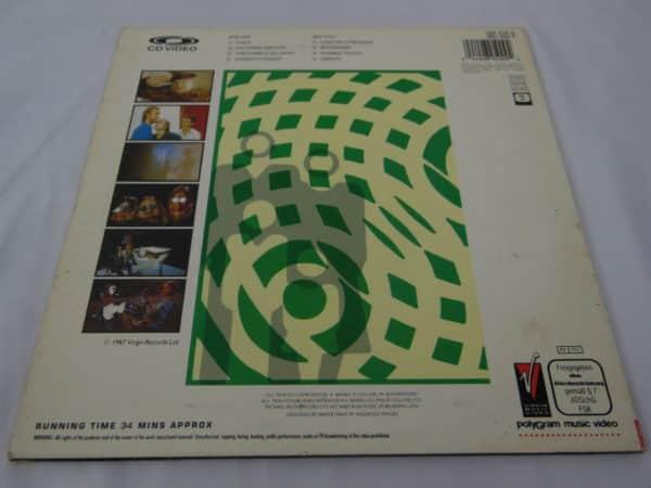 Laserdisc-Visible touch Genesis