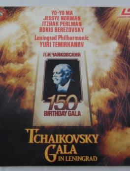 Laser disc - Tchaikovsky Gala in Leningrad