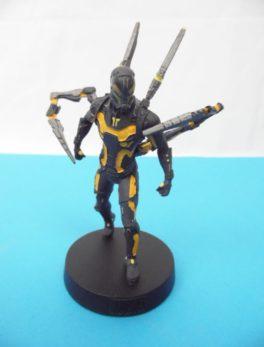 Figurine Marvel Movies collection Eaglemoss - Yellow Jacket