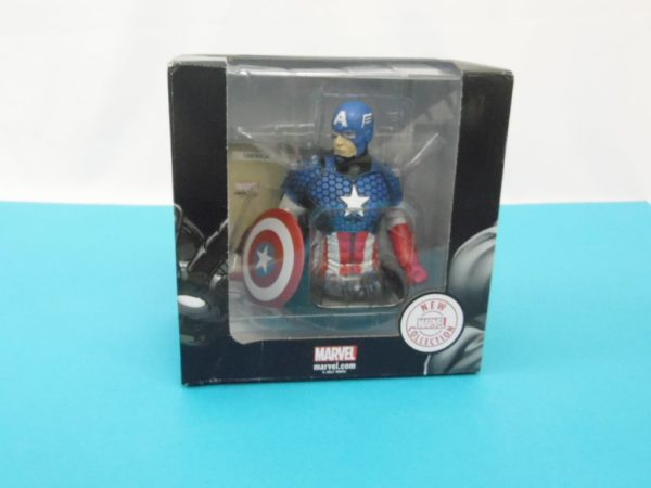 Buste Captain América - Marvel - Altaya