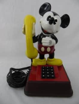 Mickey Mouse - Téléphone