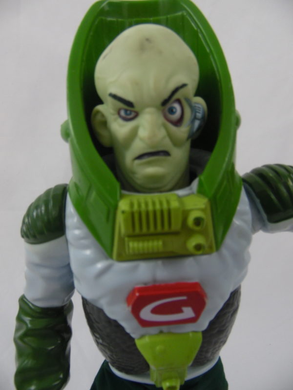 Action Man Prof. GANGRENE - Hasbro 2001