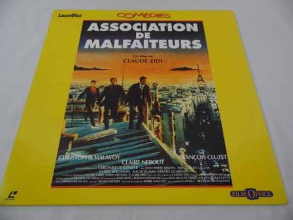 Laser disc - Association de Malfaiteurs