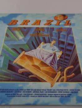 Laser disc - Brazil