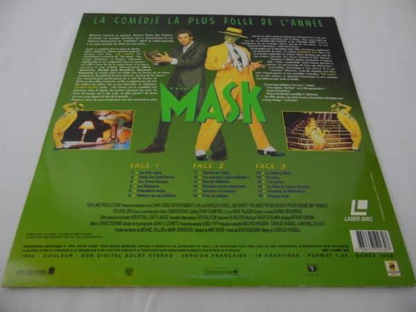 Laser disc - The Mask