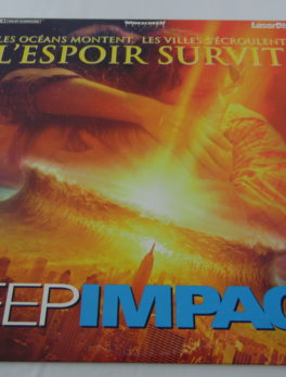 Laser disc - Deep Impact